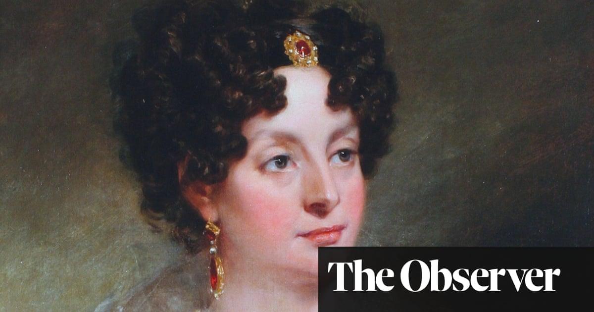 Regency nip and tuck … 'new' Constable portrait reveals the artist's diplomacy
