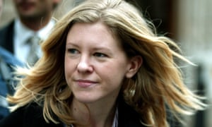 Katharine Gun, the GCHQ staff member who exposed a US dirty tricks plot at the UN, at court in 2004.