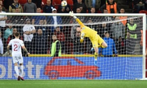 Euro 2020 is set to be Jordan Pickford's second tournament as England's first-choice goalkeeper.