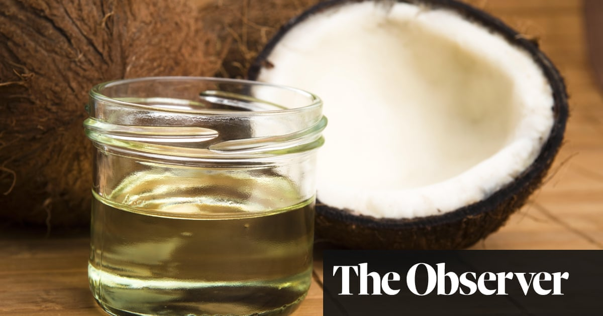 Coconut oil: are the health benefits a big fat lie? | Food | The