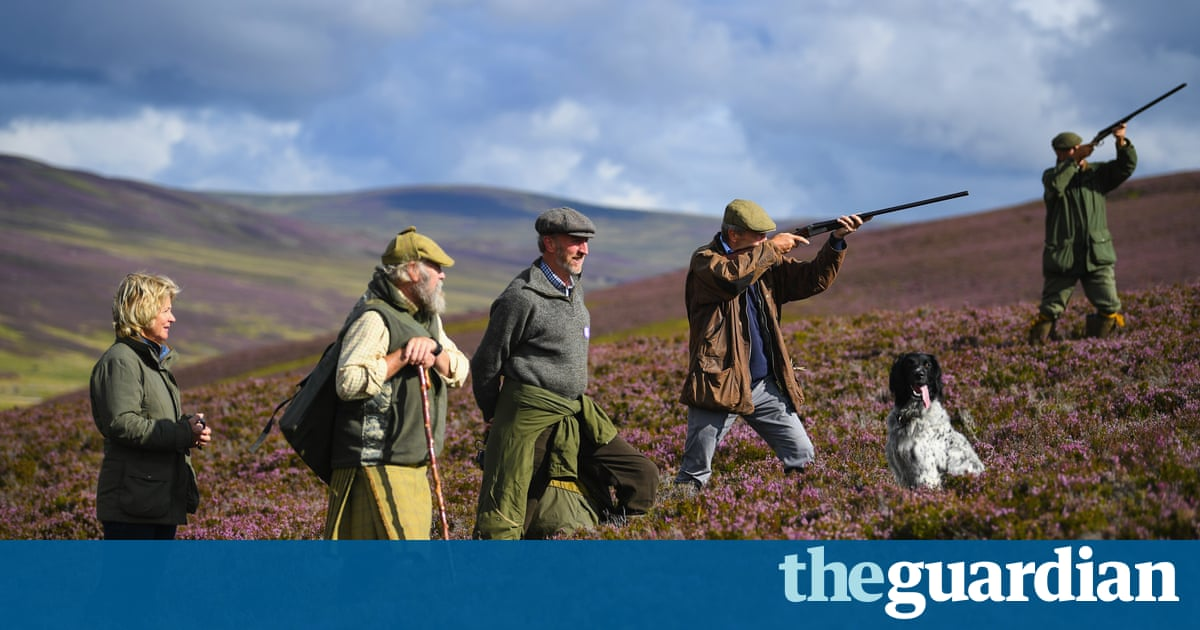 Glorious Twelfth under fresh fire from protesters on moors and streets