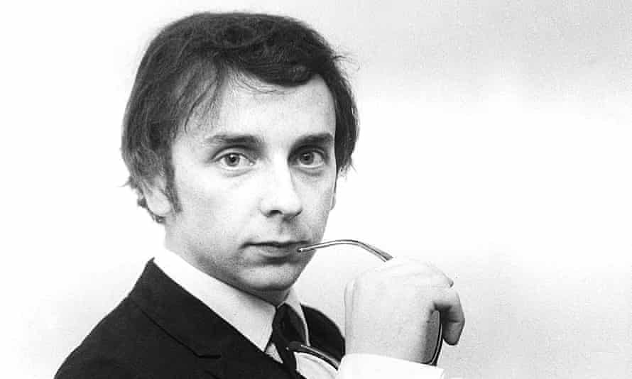 Phil Spector pictured in the 60s.