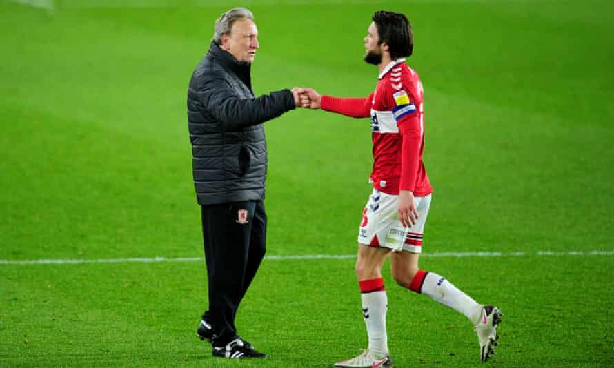 Neil Warnock first rescued Middlesbrough and now has them on the edge of the top six.
