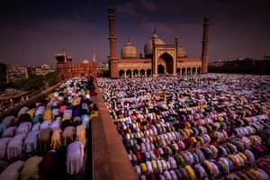 Shortlist - Jama Masjid, Delhi, by Debdatta Chakraborty