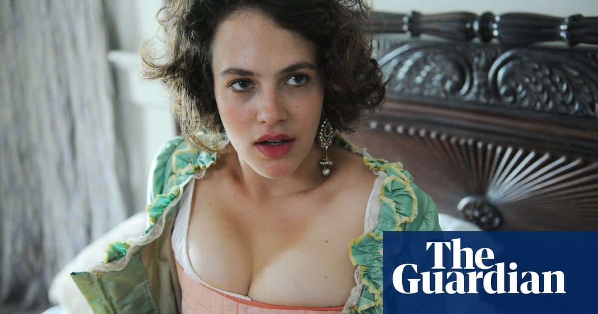Bodice-rippers! How period drama went from buttoned up to sexed up
