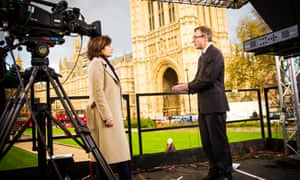 The Institute for Fiscal Studies director, Paul Johnson, is interviewed on the BBC about George Osborne's autumn statement in November 2015.