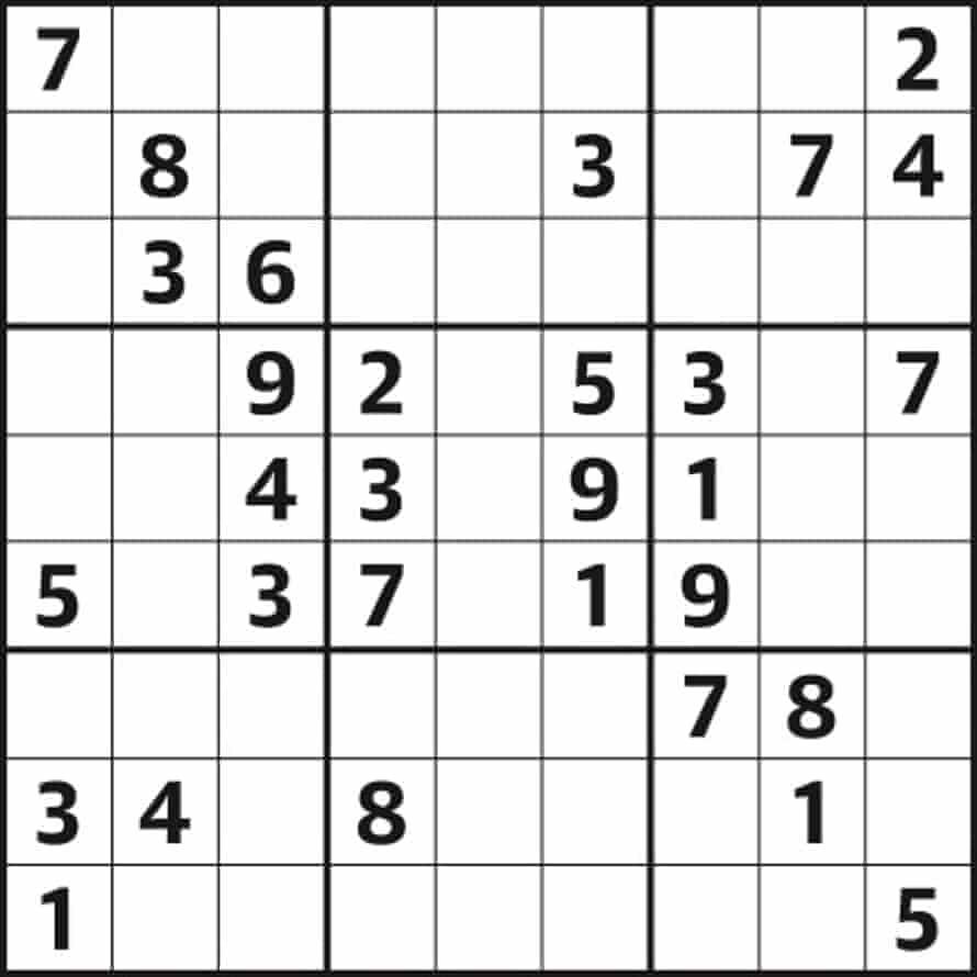 Sudoku 3904 easy