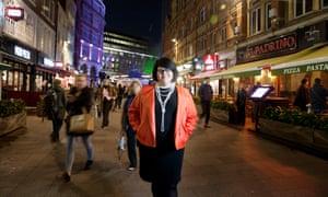 London's first 'night tsar', Amy Lamé.