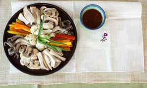 Symphony of flavours: typical ingredients in a Kwan dish.