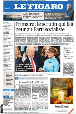 Le Figaro, Paris