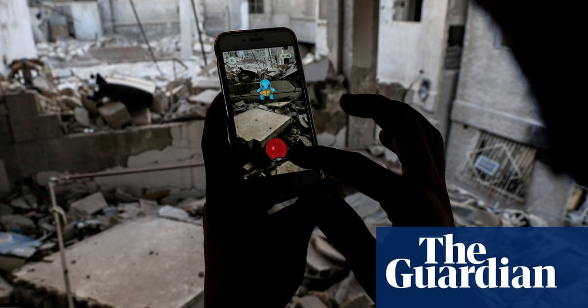 Developing games in a war zone: Chips with Everything podcast | Technology | The Guardian