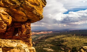 Overlook Ruin at the proposed Bears Ears national monument in Utah