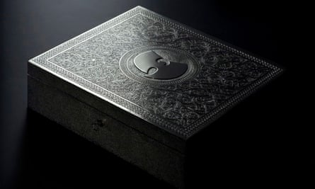 Wu-Tang Clan's Once Upon a Time in Shaolin.