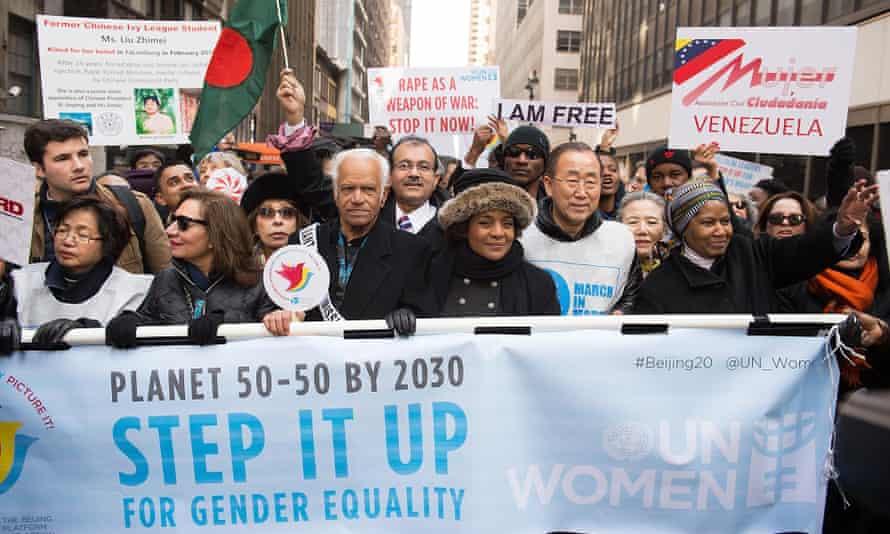 nyc international women's day