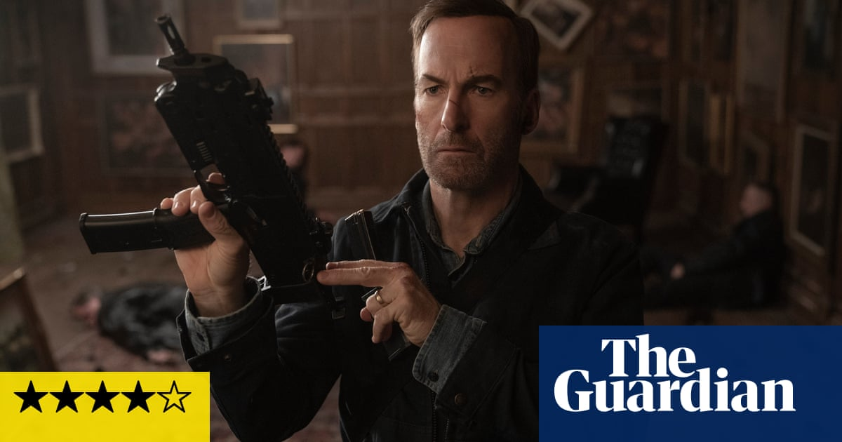 Nobody review – Bob Odenkirk is a blast in action man mode