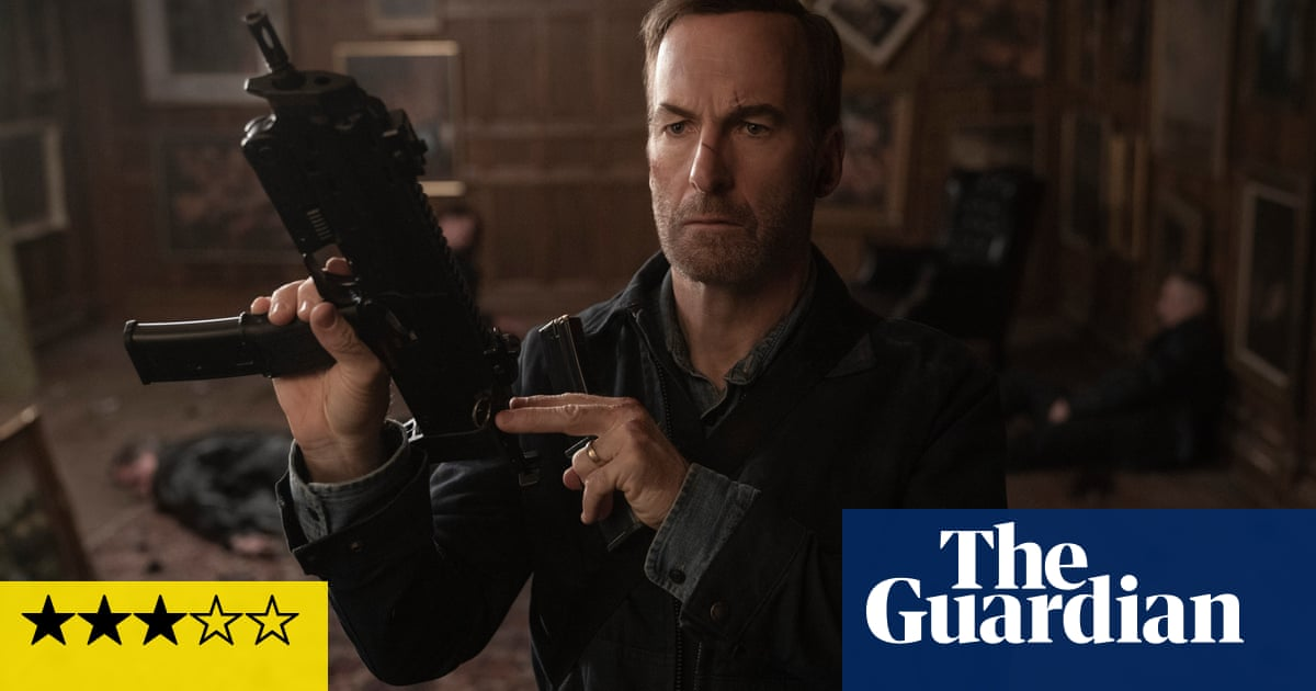 Nobody review – bone-crunchingly enjoyable geri-action from Bob Odenkirk