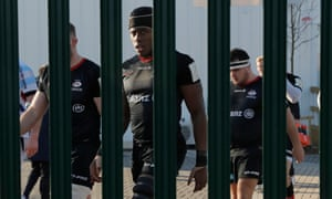 Premiership champions Saracens will be relegated at the end of the season for breaching the salary cap.
