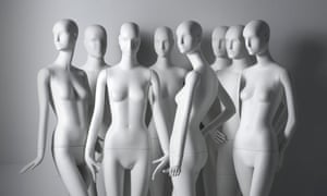 New model army: Bonaveri eco mannequins.