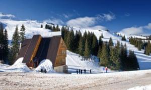 Centre de ski Jahorina, Sarajevo