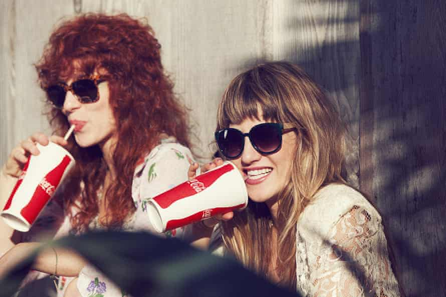 Particularly potent … Deap Vally