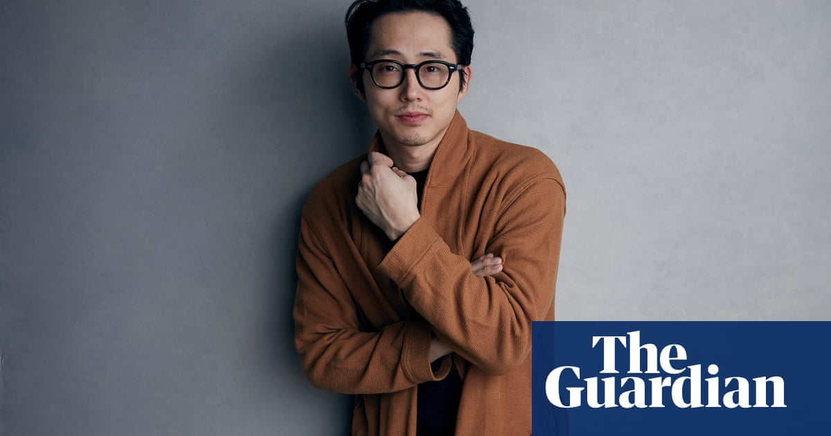 Steven Yeun: 'I deeply wanted to connect, so I would break myself to try and conform'
