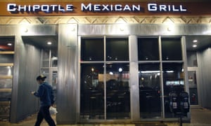 Walk on by? Never, says Dave Bry. Chipotle's goals all but assure it a place in the future.