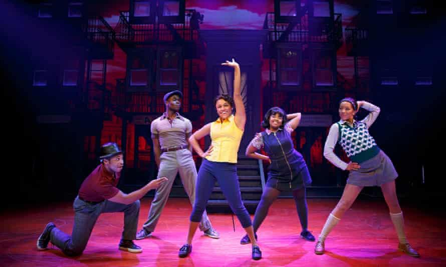 A Bronx Tale: the Musical.