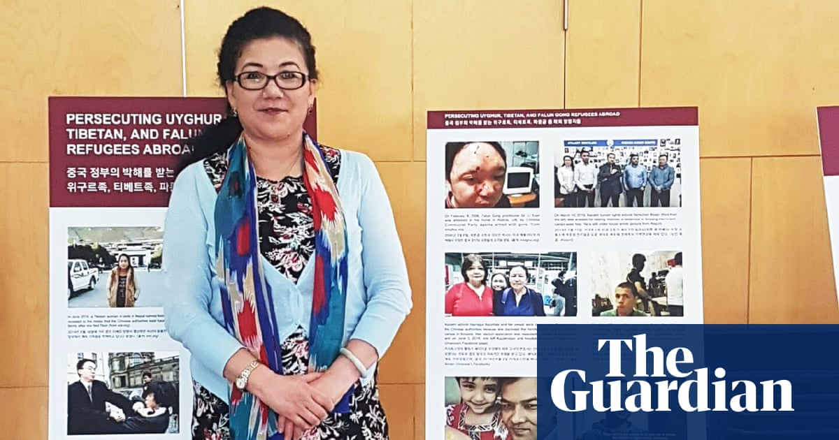 'I can't be that careless': Australian Uyghur activist targeted online