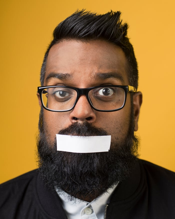 Romesh Ranganathan   I ll stop talking about race when I stop experiencing  racism   e1a5139c8