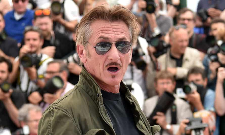 Sean Penn pictured in 2016.