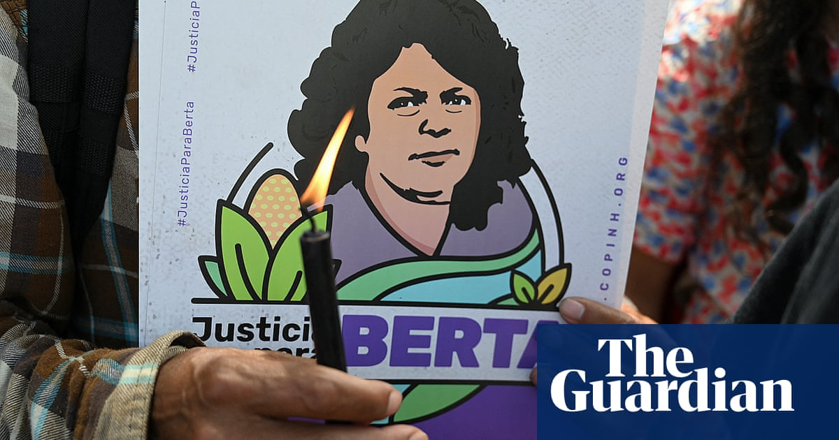 Land defenders: will the Cáceres verdict break the 'cycle of violence' in Honduras?