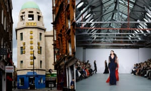 Catwalks in carparks … the places fashion week will go.