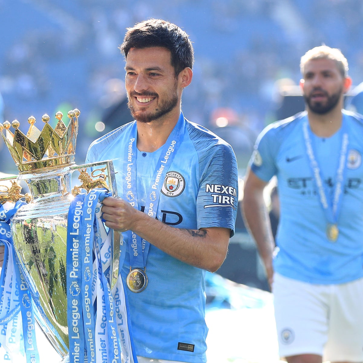 David Silva reflects on Manchester City career beyond his 'wildest dreams'  | Manchester City | The Guardian