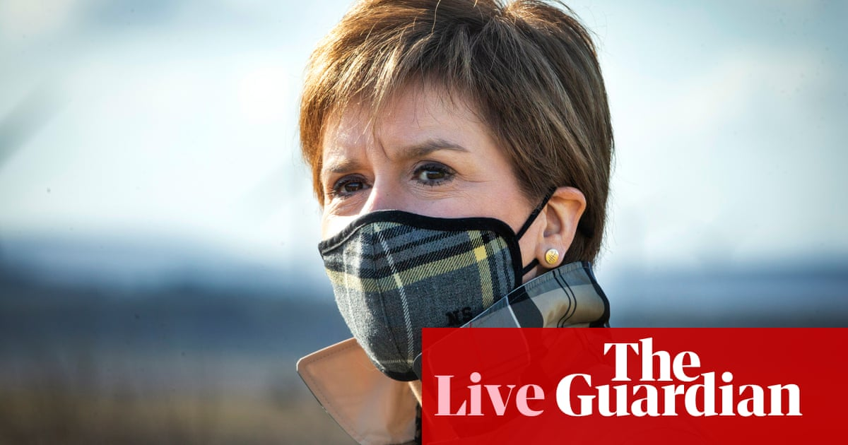 Elections 2021 live: SNP eyes new independence referendum; backlash within Labour after Rayner sacking