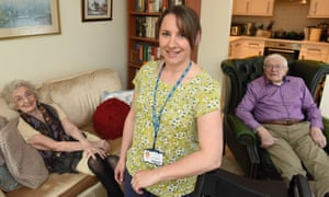 Hubbard helps older people maintain their independence