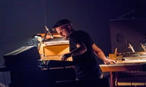Hands on: Nils Frahm at the Barbican.
