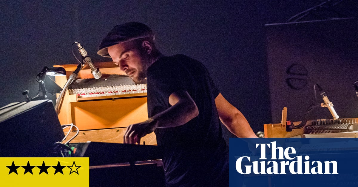 Nils Frahm review – neoclassicism with knobs on | Music
