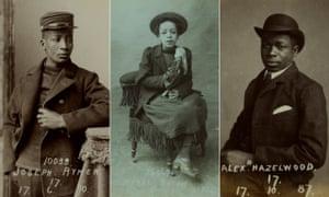 Joseph Rymer, Mabel Bryan and Alex Hazelwood, who were helped by Barnardo's .