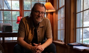 George Saunders ... his concentration is often on the forward dynamic of the stories.