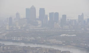 Pollution map reveals unsafe air quality at almost 2,000 UK