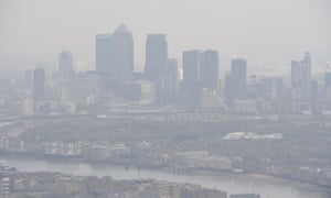 This year London reached its annual legal limit for air pollution within one month.