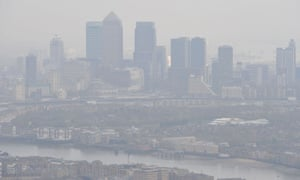 Nearly half of London's most deprived neighbourhoods exceeded EU nitrogen dioxide limits in 2017 compared with 2% of its wealthiest areas, according to EEA figures