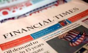 An edition of the the Financial Times