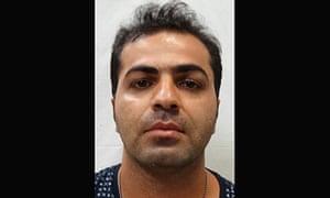 Hamed Shamshiripour, an Iranian asylum seeker found dead near the Australian-run immigration detention centre on Manus Island, Papua New Guinea