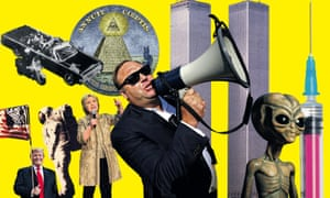 Fringe conspiracy theorists like Alex Jones have become increasingly powerful voices.