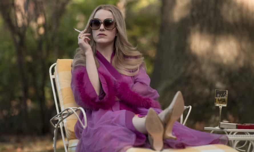 Rachel Brosnahan in I'm Your Woman.
