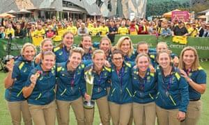 World Champion Women S Cricketers Return To Australia Eyeing
