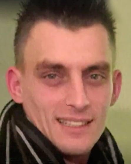 Daniel Rotariu before the attack.