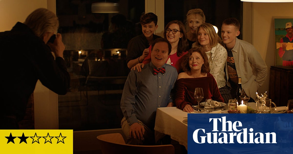 Blackbird review – Sarandon and Winslets lifeless death drama