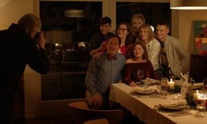 The cast of Blackbird
